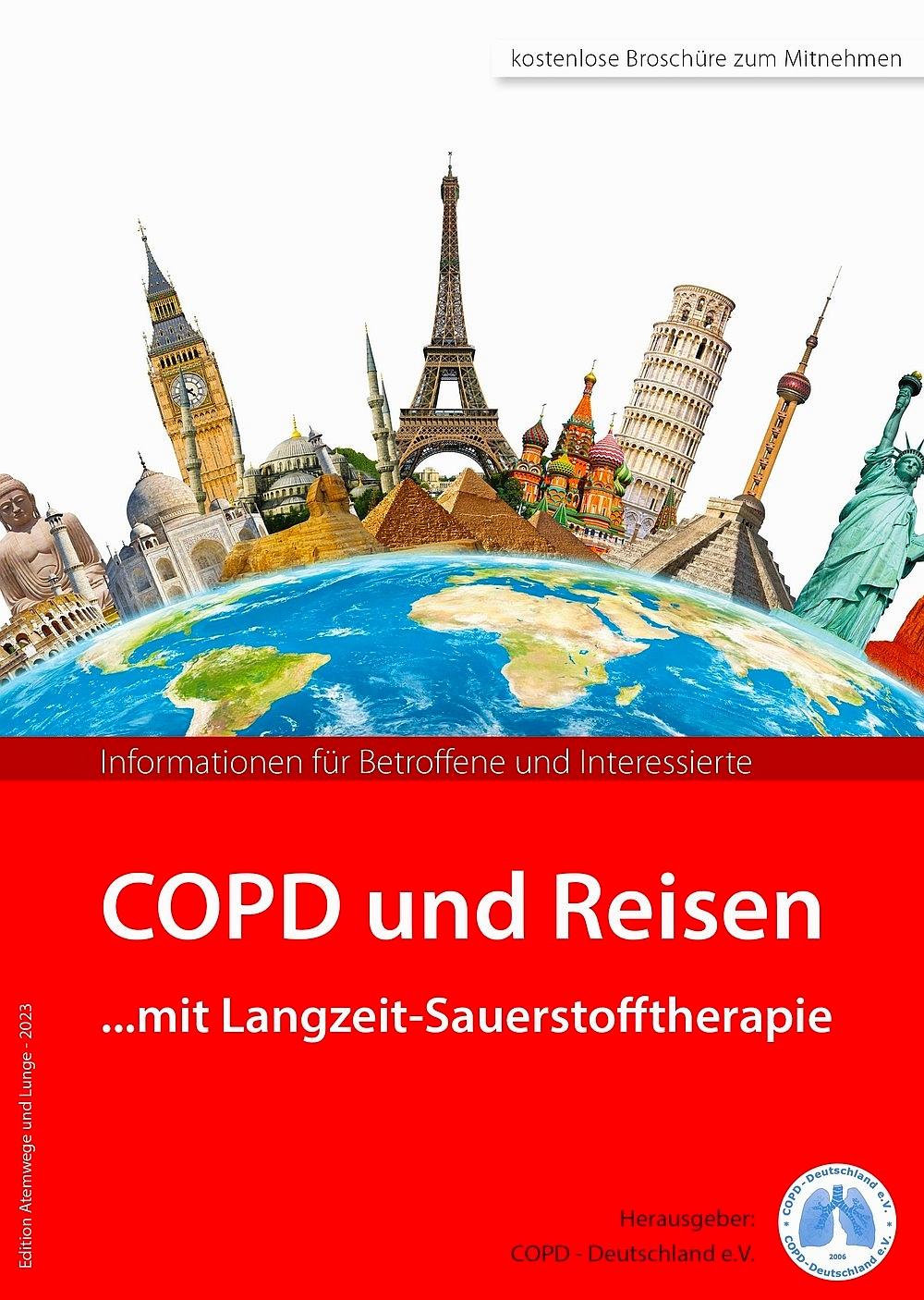 COPD und Reisen
